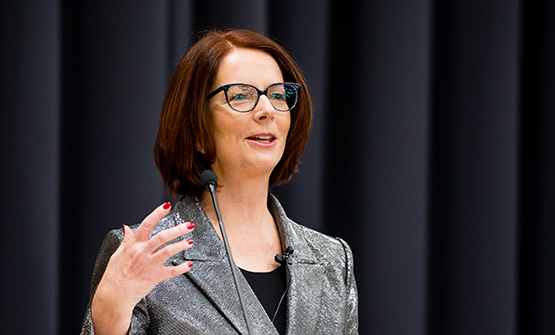 Julia Gillard Strand Group-31-555
