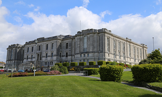 National Library of Wales 555x335
