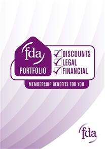 FDA Portfolio leaflet cover