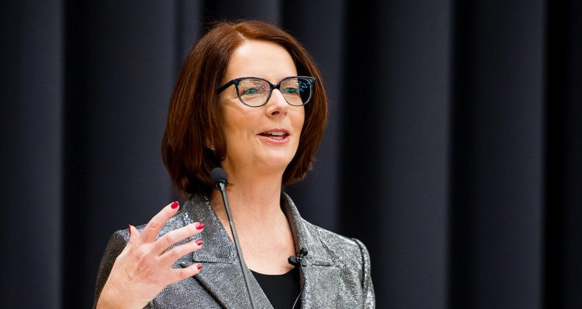 Julia Gillard Strand Group-31-847