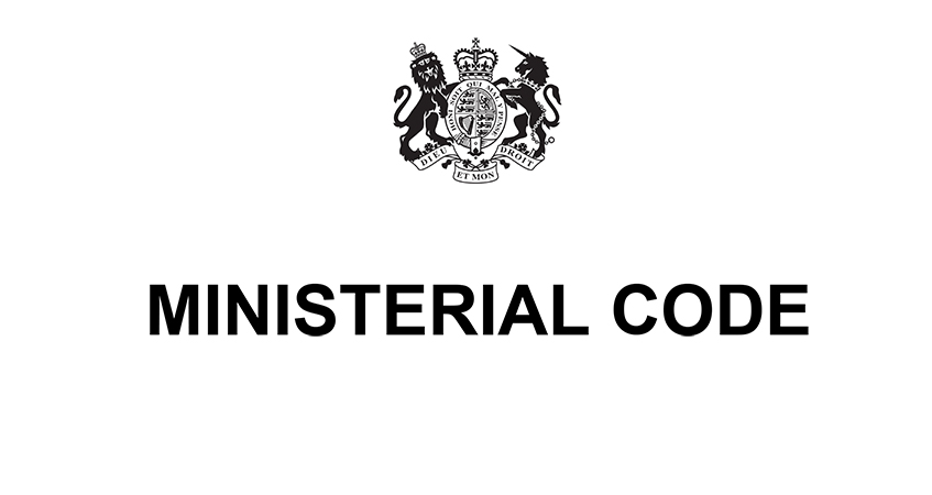 Ministerial-Code-847