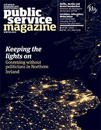 Public Service Magazine Winter 2018 cover